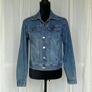 Jackets & Blazers - Calvin Klein Denim Jacket